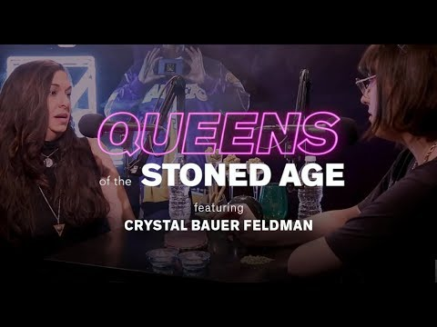 Crystal Bauer Feldman Talks Shedding Stigmas & Prison Profiteering | QUEENS OF THE STONED AGE