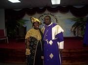 Bishop & Pastor