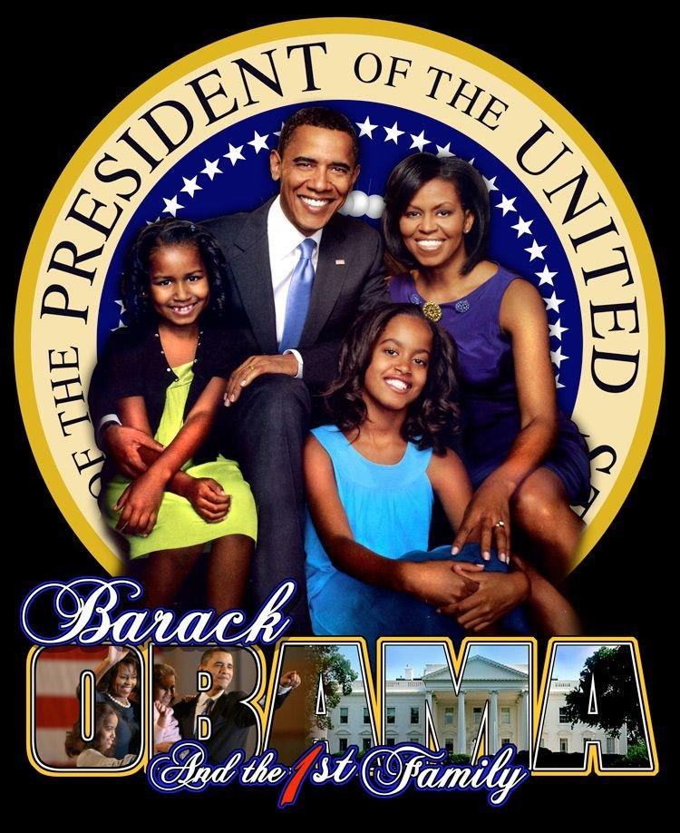 President Obama & Family