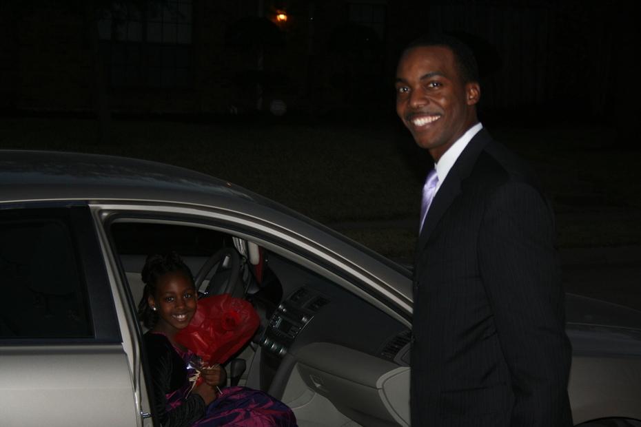 Daddy Daughter Dance Night