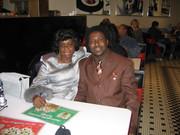 Mother Morgan & Pastor Morgan