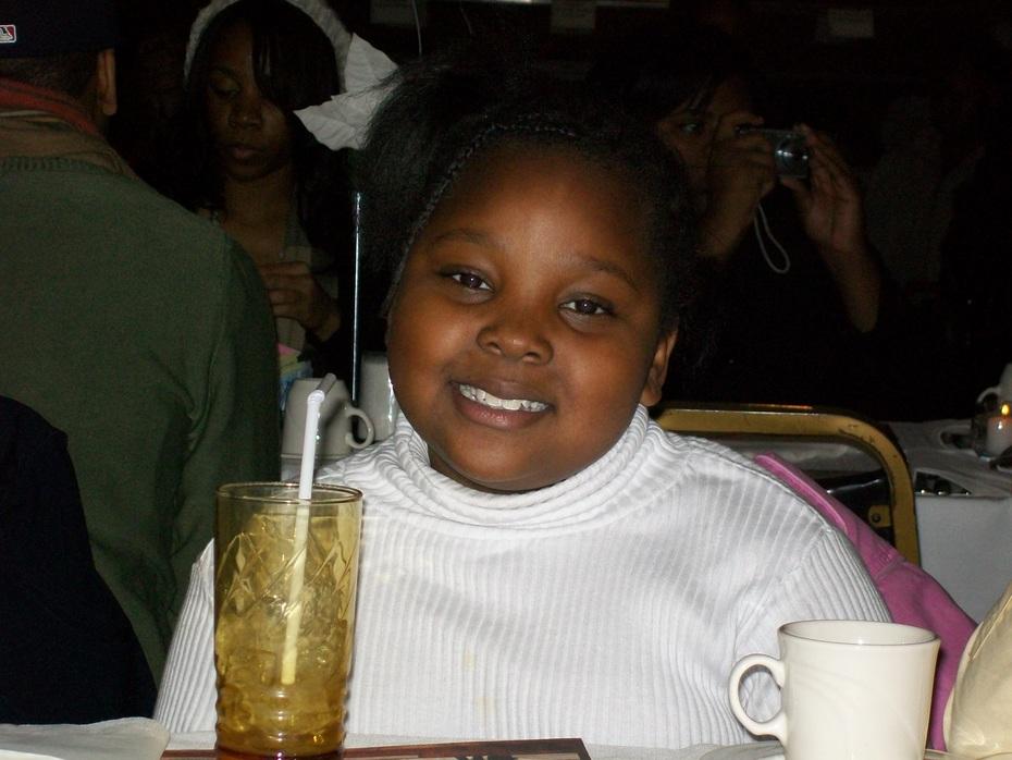 My 5th/baby girl McKayla