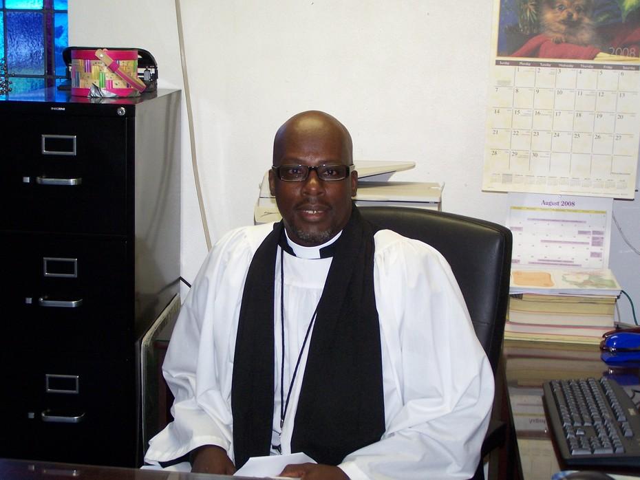 My friend Pastor Mark W. Ratliff