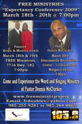 Expectancy Conference 2009