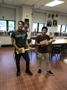 Art Students  and their Ukes!!!
