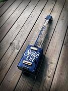 Snake Oil Can Guitar