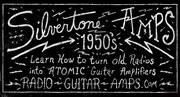 - Silvertone Amplifers -