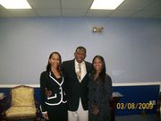 Minister Jonathan Simmons and Ministers of Royal Priesthood Ministries