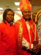 BISHOP FRANK & DR PHILOMENA OGAGBA
