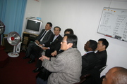 Pastor Harrison and Korean Ministers (Pastors).