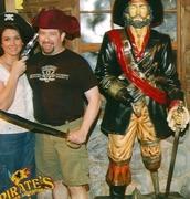 Pirate Wanna Be's