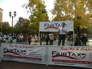 John Oxendine Bibb County Fair Tax Rally