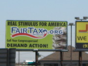 Fair Tax Billboard 1in Dayton