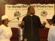 Holy Communion on 1st Sunday