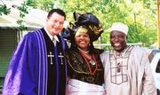 Bishop Bixby & 1st Lady & Pastor Sam Brown