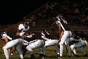 My oldest son in the white, on defense. (07-08 MVP)