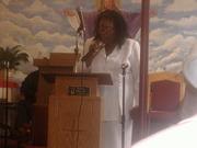 Preaching in Oakland