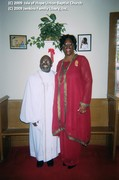 Minister Kenneth and Mrs. Vanessa Jenkins