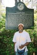 Kenny at Forsyth Park