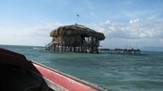 Pelican Bar, south shore of Jamaica