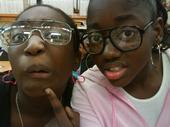 My silly cousins again