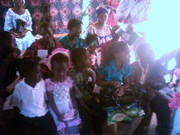 Congregation During Chrismas Service 2