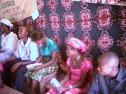 Congregation Listening To The Chrismas Message 1