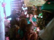 Congregation During Chrismas Service 3
