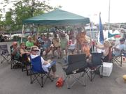 2012 Party on the Dock, Midland Ont