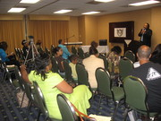 1st Annual Texas King of Glory Prayer Summit 2010