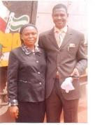 The Bishop and One his dear Sister in the Lord