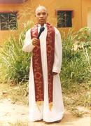 In a prophet apparel