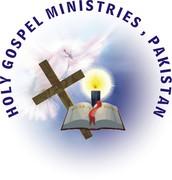 Logo of Holy Gospel Ministries, Pakistan