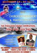 Prayer Conference 2011