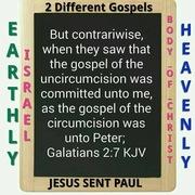 2 different gospels