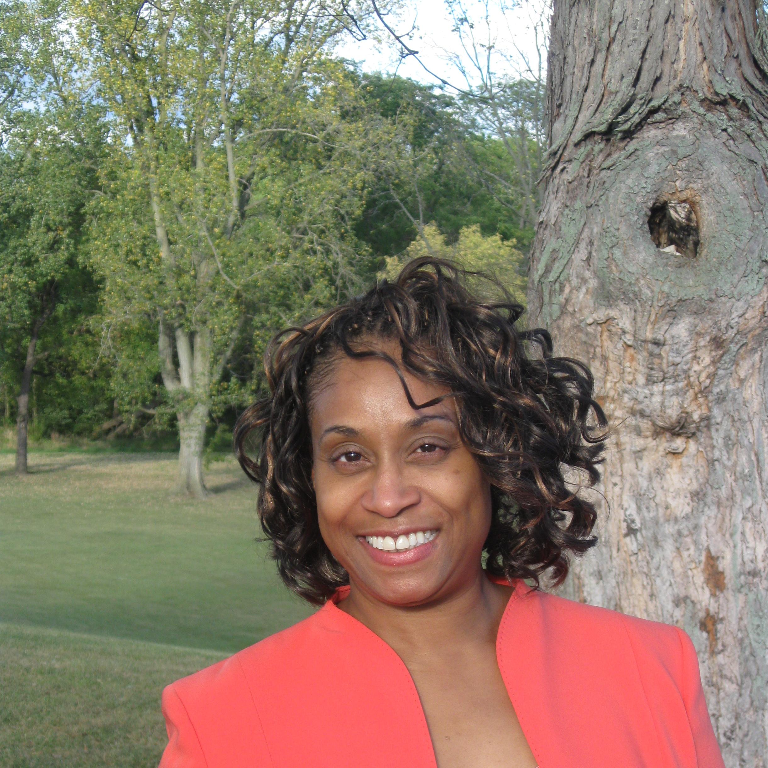 Adrienne Evans Johnson
