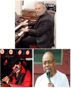 """WOOLEY BULLY'S RESTAURANT w/THE BOB VALLECORSA ORGAN TRIO - Featuring """"South Side"""" Jerry and Bobby Short"""