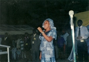 Tope Alabi with us