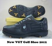 Black VGT Golf Shoe 2012