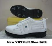 White VGT Golf Shoe 2012