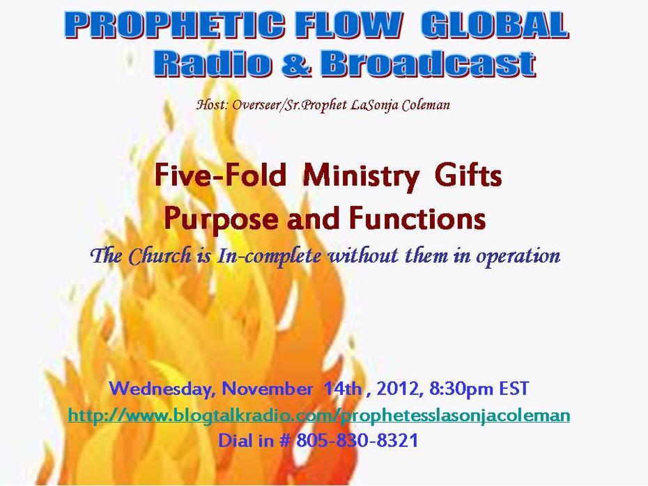 Sr  Prophet LaSonja Coleman's Page - Black Preaching Network