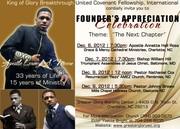 Founders Celebration
