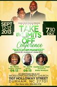 TakeTheLimitsOffConference