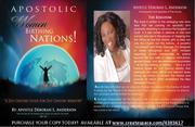"NEW BOOK RELEASE! ""APOSTOLIC WOMEN BIRTHING NATIONS""!"