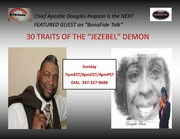 30 Traits of The Jezebel Demon  Chief Apostle Douglas Hopson