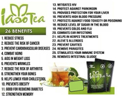 tlc iaso tea benefits