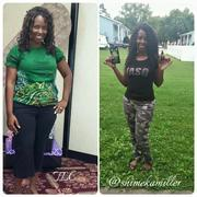tlc before and after shimika