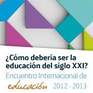 Encuentro Educación 2012 - 2013