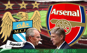 Arsenal vs Man City