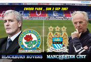 Rovers 1 : 0 Man City